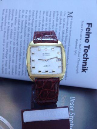 Roamer Automatic Limelight Herren Armbanduhr Bild