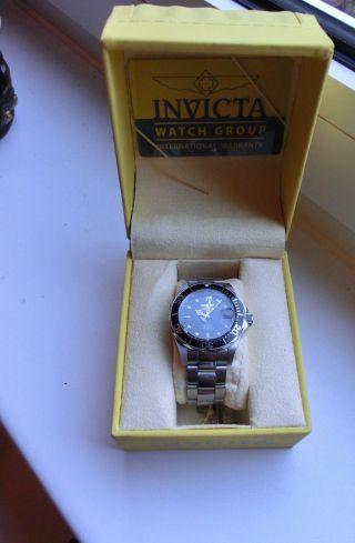 Invicta Herrenarmbanduhr Diver Automatik 8926 Taucheruhr Uhr Herrenuhr 200m Orig Bild