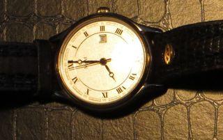 M&m Automatic Damenuhr - - Vergoldetes Uhrwerk Bild