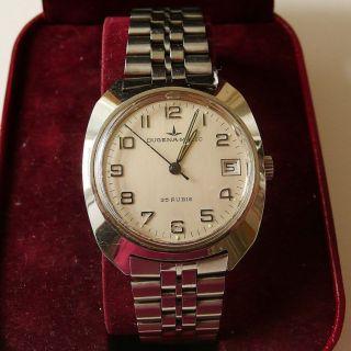 Dugena - Matik Armbanduhr Für Herren Bild