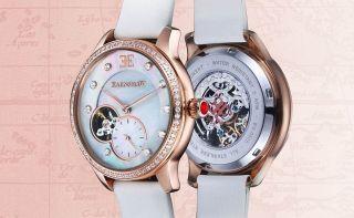 Thomas Earnshaw Damen Armbanduhr Australis. Bild
