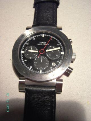 Xemex,  Offroad Chronograph - Chronometer Bild