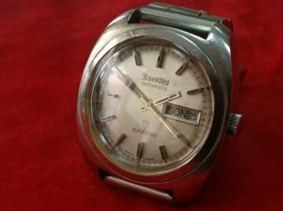 Zentra Automatic Safari / Swiss Made Bild