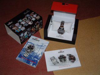 Herrenarmbanduhr Von Tissot Prc 200 Automatic Bild