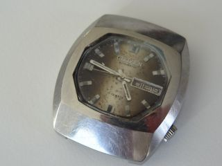 Citizen Vintage Automatic Armbanduhr Herrenuhr Handaufzug Bild