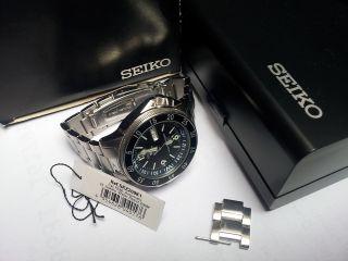 Uhr Seiko 5 Sports Automatic Hau Skz209k1 Diver Kompass Outdoor Bild
