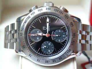 Tudor Chronautic Chronograph 79390 40mm Automatik Toppreis Stahl Stahlband Bild