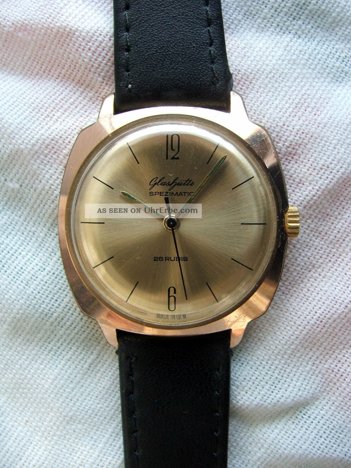 Schöne Glashütte,  Spezimatic Aus Sammlung Armbanduhren Bild