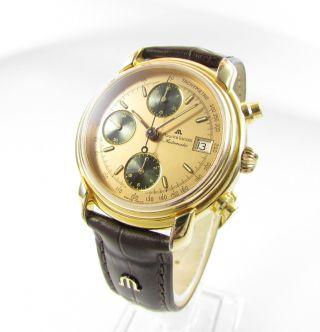 Maurice Lacroix Classic Automatik Chronograph - Valjoux 7750 Bild