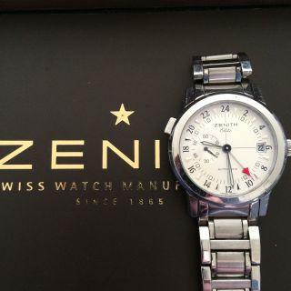 Zenith Port Royal Elite Dual Time Bild