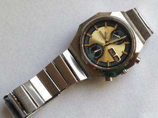Vintage 70er Citizen - Chronograph Herren Uhr - Automatic Bild