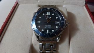Omega Seamaster Professional Chronometer Automatic 41mm Bild