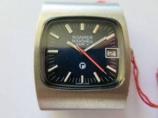 Roamer Rockshell Mark 5 Old Stock Top Ungetragen Bild
