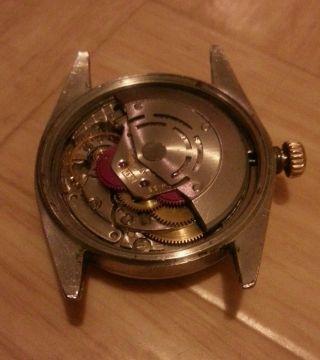 Rolex Datejust 18k Stahl 36mm Bild