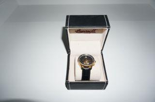 Ingersoll Automatik Uhr Schwarz Gold Wie In Ovp Bild