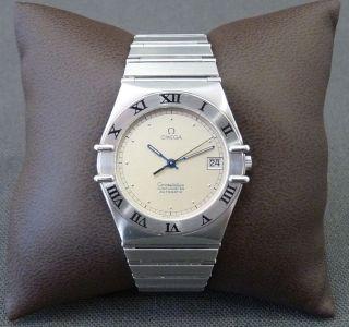 Omega Constellation Armbanduhr Chronometer Automatik Generalüberholt Bild