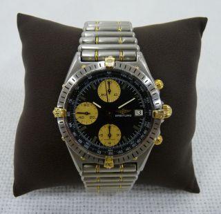 Breitling Herren Armbanduhr Windrider Chronomat Automatik Ref.  81950 Bild