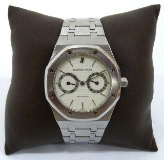 Audemars Piguet Armbanduhr Royal Oak 033 Automatik M.  Datum Wochentag Bild