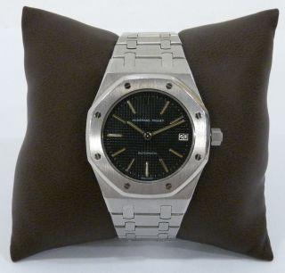 Audemars Piguet Armbanduhr Royal Oak Automatik M.  Datum Bild