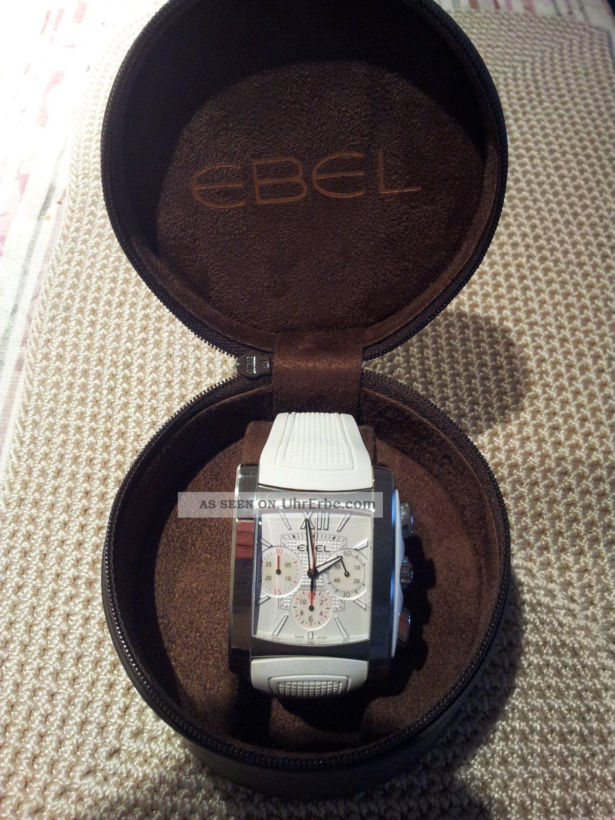 Luxusuhr Ebel Brasilia Armbanduhren Bild