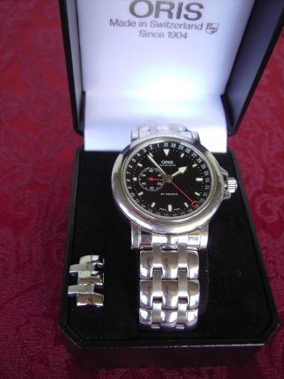 Oris Hau Automatik 27 Jewels