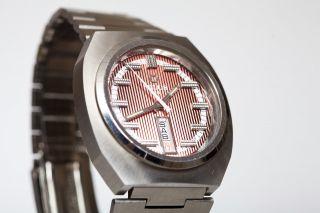 Milus,  70er Jahre Hau,  Armbanduhr,  Herren Bild