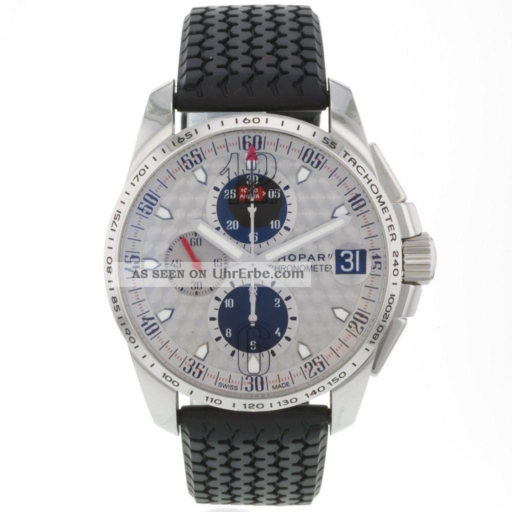 Chopard Mille Miglia 168459 - 3019 Gtxl Edelstahl Automatic Herrenuhr Armbanduhren Bild