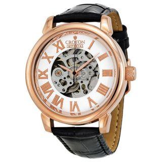 Herren Freizeit Armbanduhr Croton Automatisch C1331072bsrg Bild