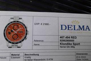 Delma Klondike Sport Eta 7750 Sonderedition Bild