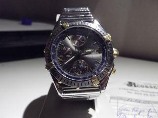 Breitling Chronomat Stahl_gold Bild