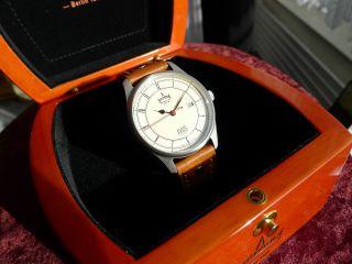 Askania Avus 42mm,  Lim.  Sondermodell - Nur 10 Stück, . Bild