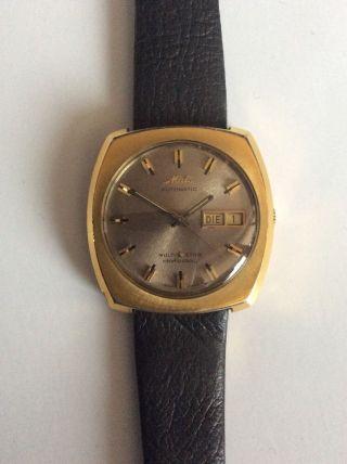 Mido Datoday Automatic Armbanduhr Bild
