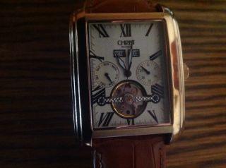 Christ Herren Automatik Uhr Limitierte Edition Neuwertig Bild