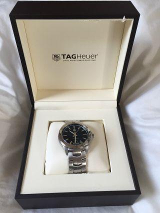 Tag Heuer Link Wat2010.  Ba0951 Armbanduhr Für Herren Bild