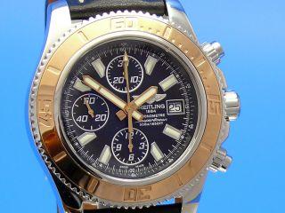 Breitling Superocean Chronograph Ii A13341 Ankauf Von Luxusuhren.  03079014692 Bild