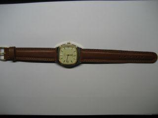 Erhaltene Timex Automatic Herrenarmbanduhr Bild