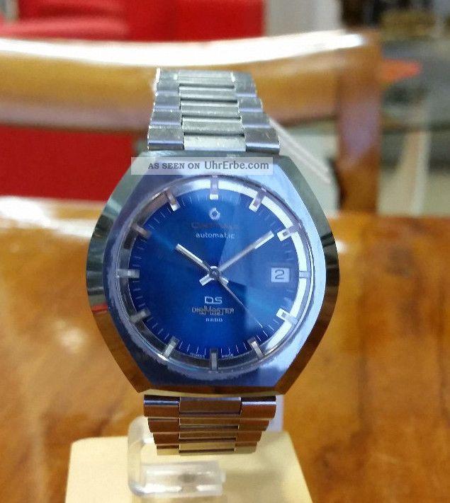 Certina Ds Dia Master Wolframkarbidgehäuse Armbanduhren Bild
