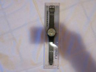 Swatch Automatic Uhrwerk Hinten Und Vorne Sichtbar Rarität Ovp Bild