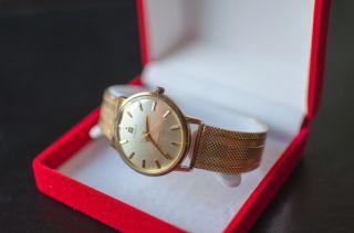 Tissot Seastar Seven 585 Gold Bild