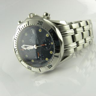 Omega Seamaster Professional 300m Chronograph Ref.  25988000 Bild