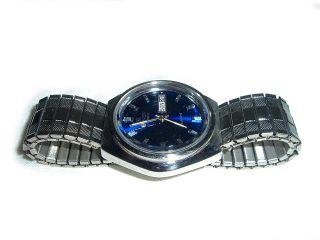 Edox Bluebird Armbanduhr; Automatic Bild
