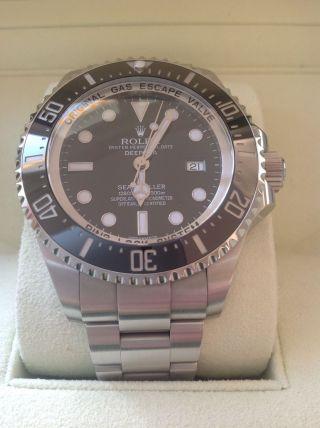 Rolex Sea Dweller Deep Sea (lc100) Bild