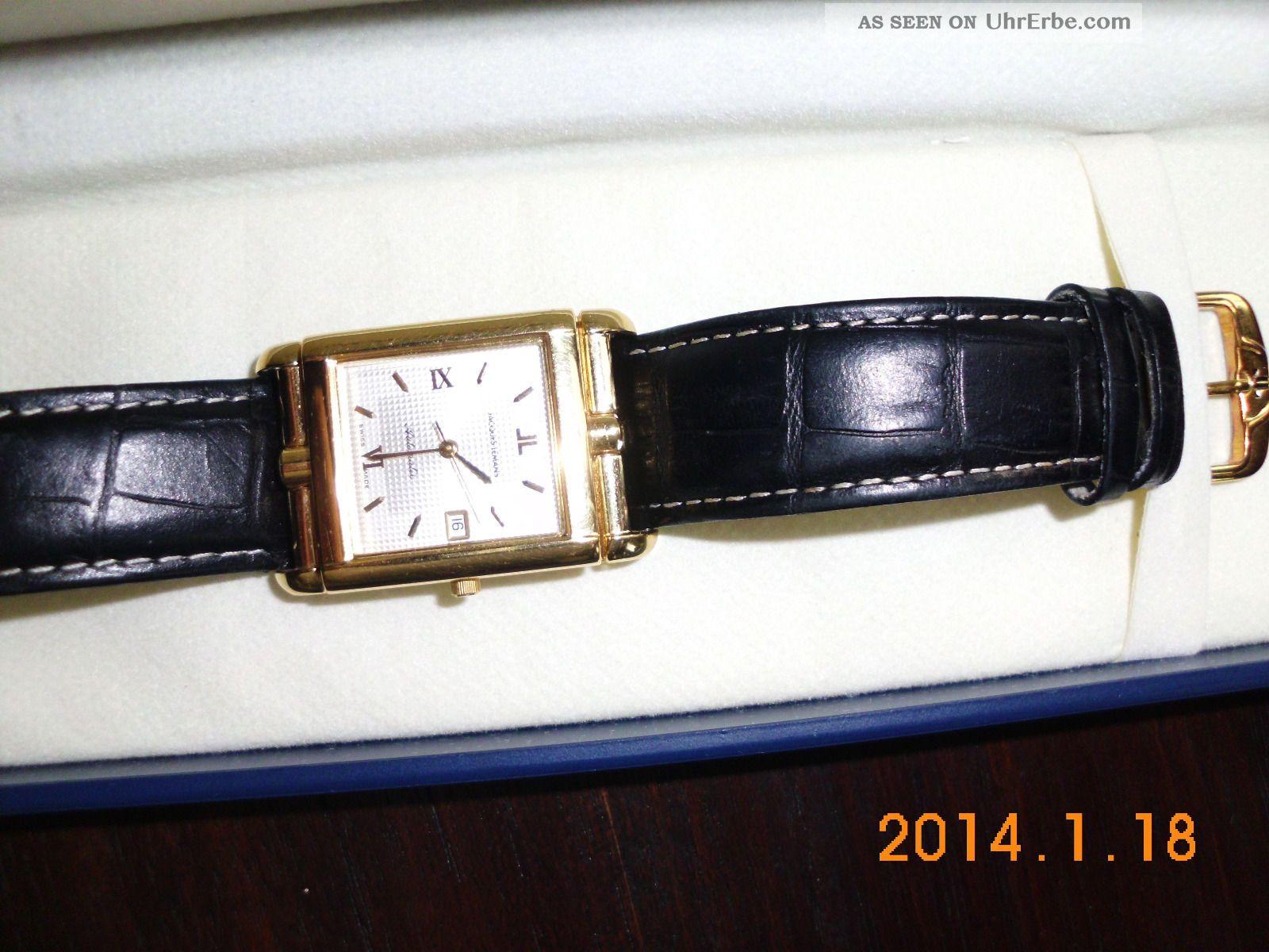 Jacques Lemans 11644b Armbanduhr Für Damen Armbanduhren Bild
