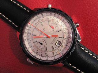 Breitling Chronomat Automatic 1808,  Werk: Cal.  112,  Bj.  1969 Chrono - Matic Bild