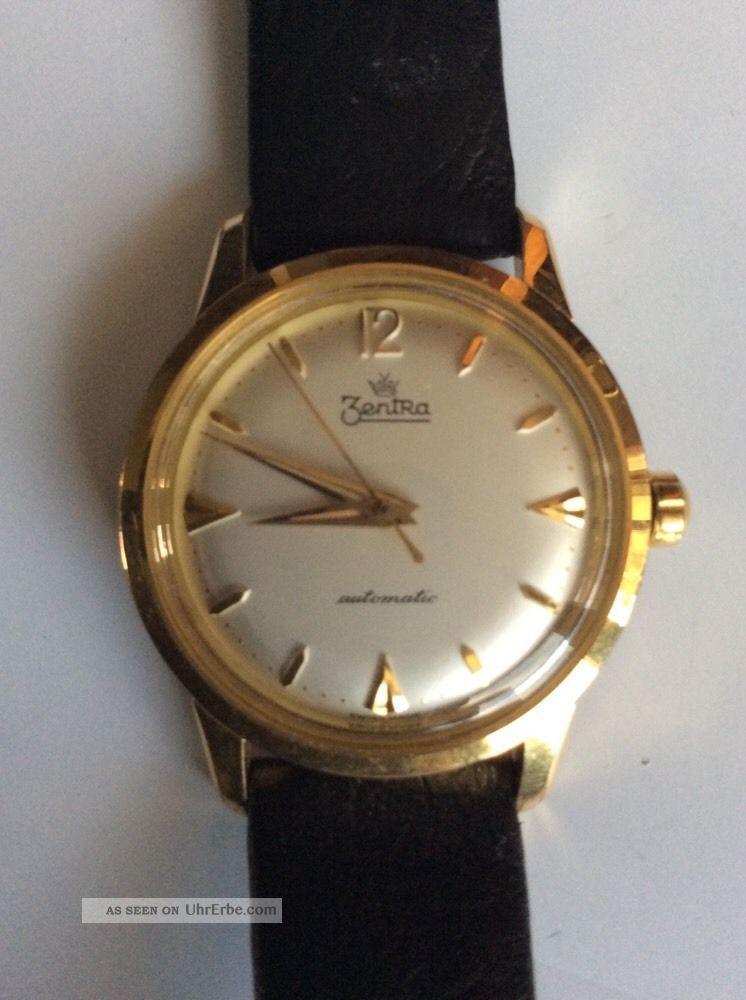 Zentra Royal Automatic Mit Eta Werk Armbanduhren Bild