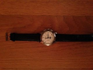Du Bois & Fils Perpetuelle Sport Limitee Edition Uhr Watch Swiss Made Bild
