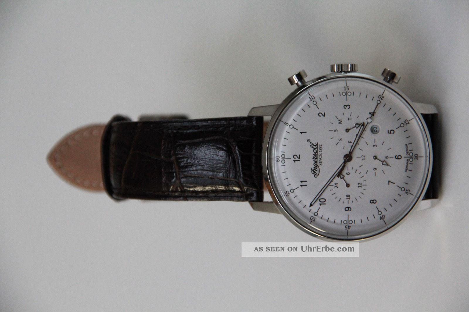 Ingersoll Herren Automatik Armbanduhr 1955/2999g Armbanduhren Bild