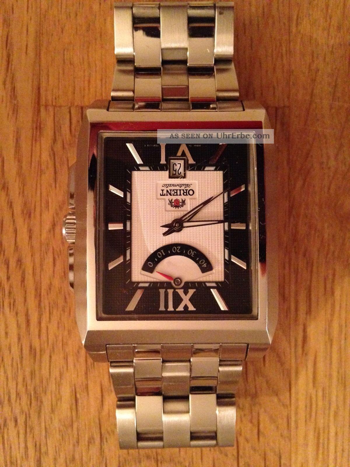 Orient Automatik Armbanduhren Bild
