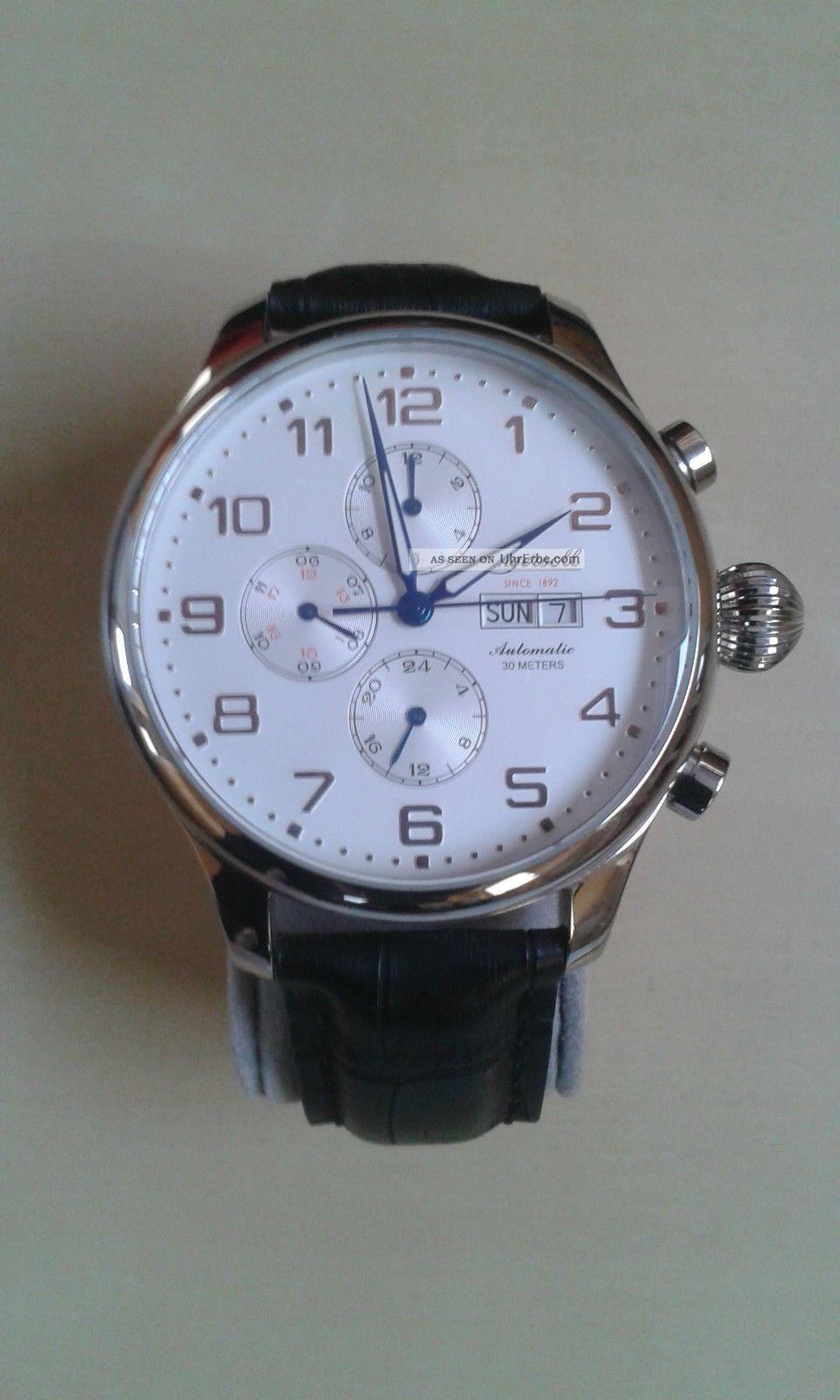 Ingersoll In3900sl Automatic Uhr,  Top Armbanduhren Bild