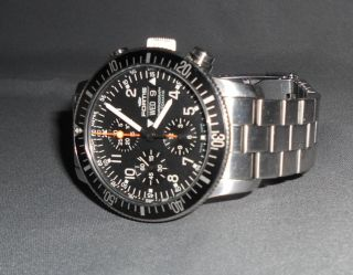 Fortis B - 42 Official Cosmonauts Chronograph Automatik Bild